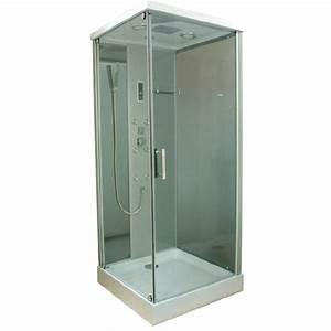 Cabine De Douche 90x90 : cabine de douche int grale ely 90x90 cm ~ Dailycaller-alerts.com Idées de Décoration