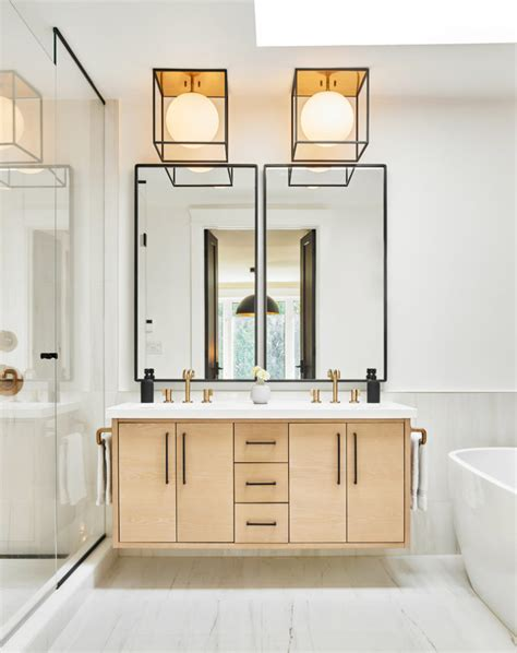 43 floating vanities for stylish modern bathrooms
