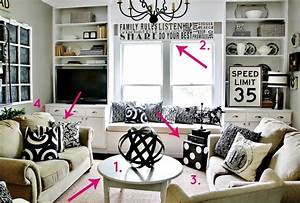 Family room decorating ideas