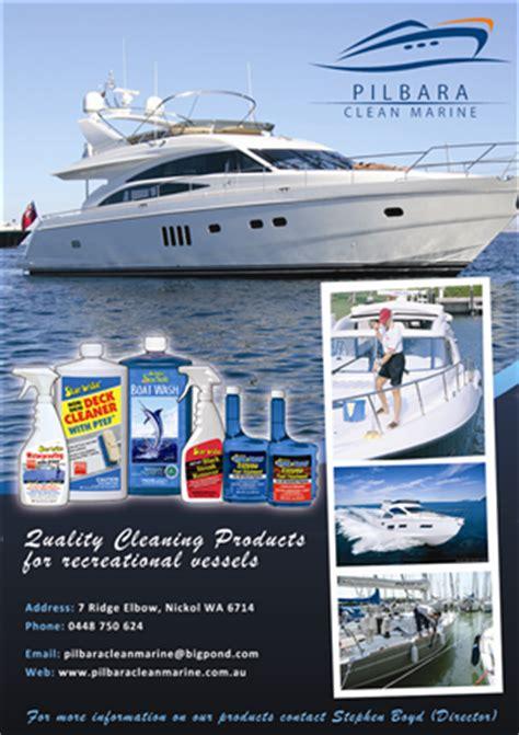 Boat Detailing Flyers by Bold Conservative Flyer Design Flyer Brief For