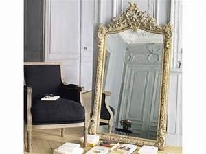 Grand Miroir Baroque : grand miroir baroque pas cher id es de d coration int rieure french decor ~ Teatrodelosmanantiales.com Idées de Décoration