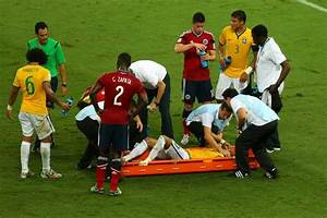 Neymar feared World Cup back injury would force him to ...