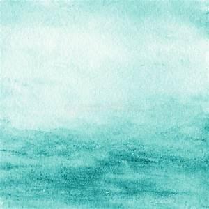 Bleu Vert D Eau : fond abstrait d 39 aquarelle la couleur d 39 eau de vert bleu ~ Preciouscoupons.com Idées de Décoration