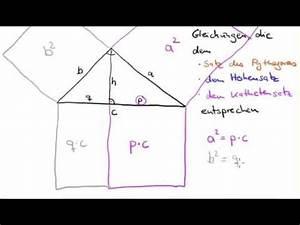 Kathetensatz Berechnen : eine minute trigonometrie doovi ~ Themetempest.com Abrechnung