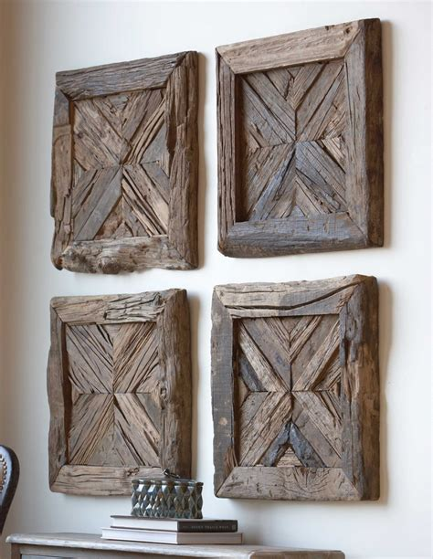Home Interior Wall Hangings Great Exles Of Rustic Wall Furniture Home Design Ideas
