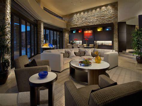great room contemporary living room phoenix