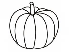printable pumpkin coloring home