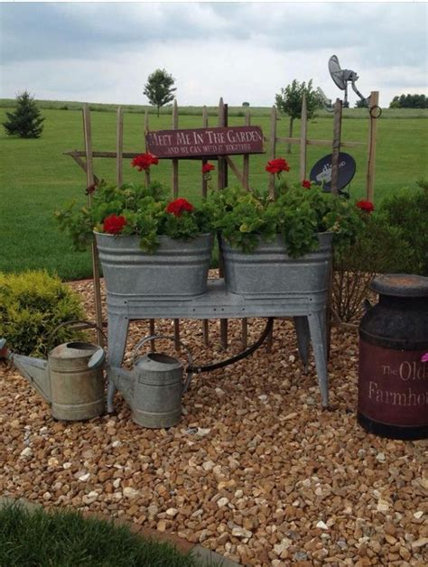 Pin Tracy Mcgee Backyard Ideas Country Landscaping