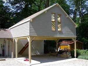 Garage Val D Oise : sarl rialland chantier val d oise construction d un garage ~ Gottalentnigeria.com Avis de Voitures