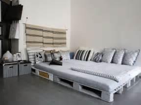 sofa aus europaletten diy pallet furniture ideas 40 projects that you 39 t seen