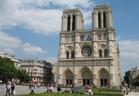 10 Gothic Cathedrals Of Medieval Europe (with Photos & Map)