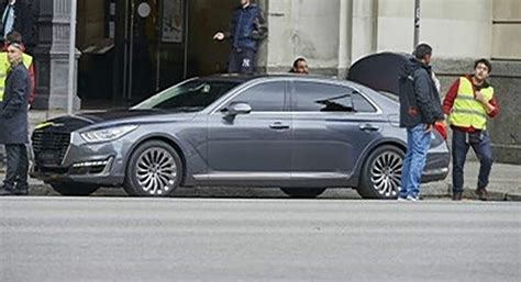 Hyundai Genesis Vs Equus by This Is The New Genesis G90 The All New Rebranded