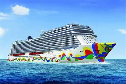 Norwegian Encore Cruise Line Ship Ships Deck