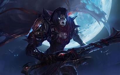 Knight Death Wow Worgen