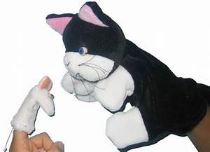 Marionnette à Main : marionnette chat et souris pour jouer au chat et la souris ~ Teatrodelosmanantiales.com Idées de Décoration