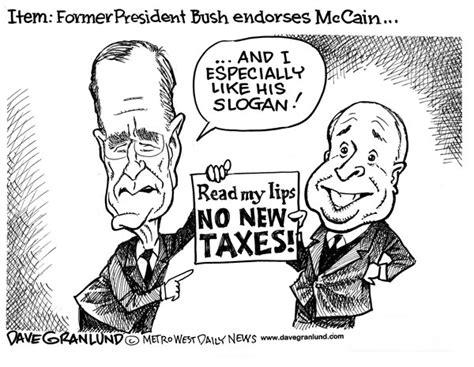 george hw bushs political resume america