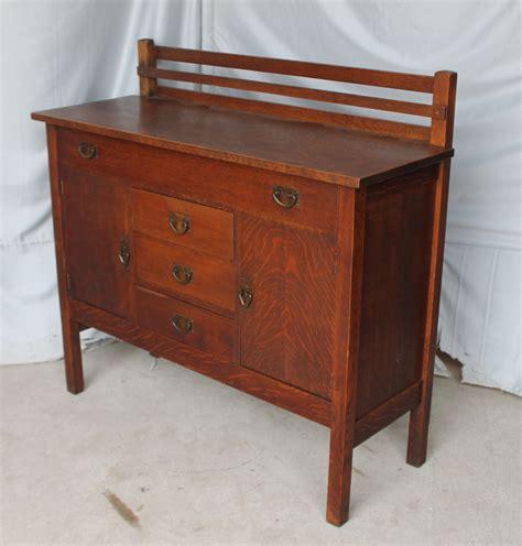 bargain johns antiques mission oak sideboard buffet gustav stickley bargain johns antiques