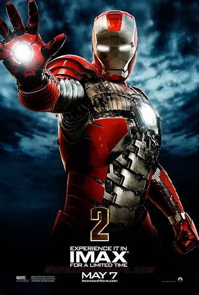 Imax Iron Posters Poster Ironman Filmofilia Rourke