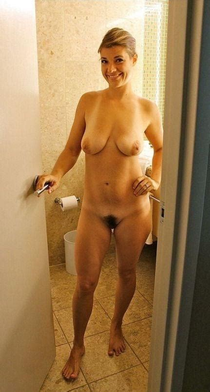 """caught My Mom Naked She Didnt Mind Me Taking A Picture"