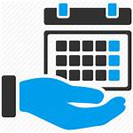 Support Icon Event Service Plan Application Schedule