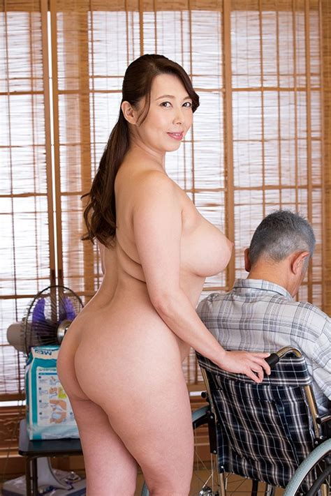 The Naked Attorney Cums To Your Home Yumi Kazama