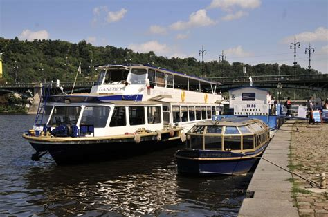 Dinner On A Boat Cruise by Luxurious Dinner Cruise Guided Tours Prague 174