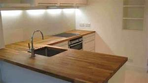 Couper Plan De Travail : coupe plan de travail cuisine ikea maison ~ Dallasstarsshop.com Idées de Décoration
