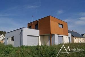 Maison En Bois Construction : construction de maison en bois angers maine et loire 49 ~ Melissatoandfro.com Idées de Décoration