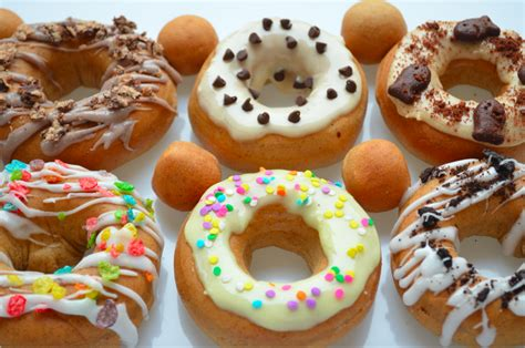 protein packed doughnuts  dough bar marks  year