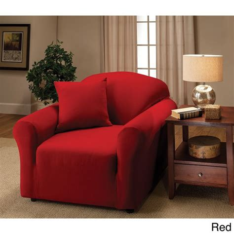 Living Room Chair Slipcovers by Stretch Jersey Chair Slipcover Living