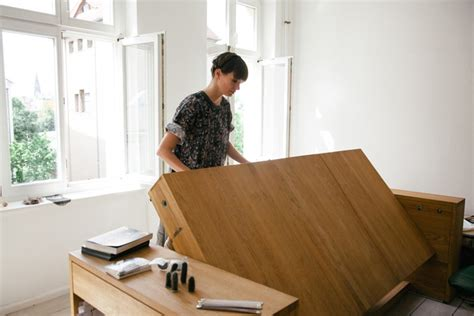 desk transforms into bed your murphy bed this one flips over into a desk