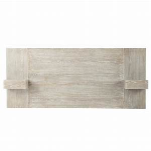 Photo Tete De Lit : t te de lit en bois l 160 cm baltic maisons du monde ~ Dallasstarsshop.com Idées de Décoration