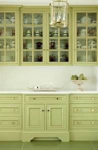green kitchen cabinet paint colors for my home pinterest With green paint for kitchen