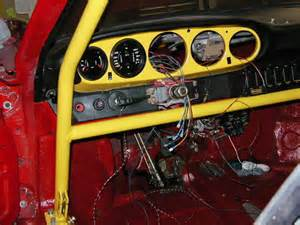Electrical Harness For Track Car