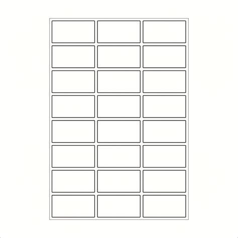 240white Printer Address Labels24 Labels Per A4 Sheet10
