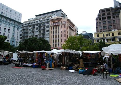 About Green Market Square in Cape Town CBD