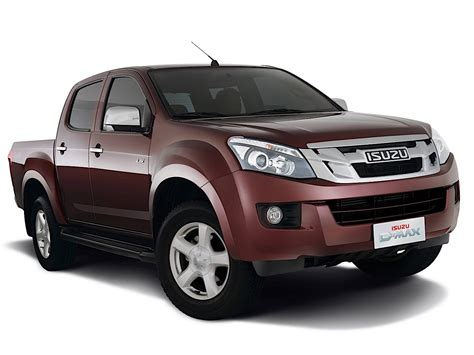 Whether it's hauling big loads, powering through the work week, cruising through the weekend or going where the others won't, this is one pickup. ISUZU D-Max Double Cab specs & photos - 2012, 2013, 2014 ...