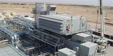 task force restore iraqi electricity