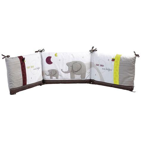 chambre sauthon india india tour de lit de sauthon baby déco tours de lit aubert