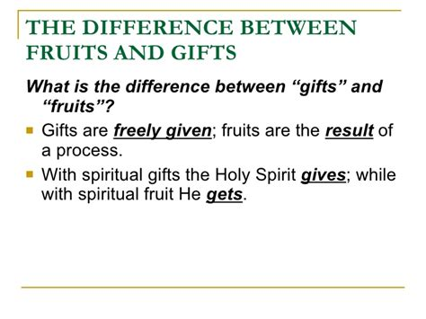 gifts and fruits of the holy spirit ppt gift ftempo