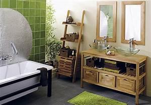 Leroy Merlin Peinture Meuble : salle de bain en teck pas cher peinture faience salle de ~ Dailycaller-alerts.com Idées de Décoration