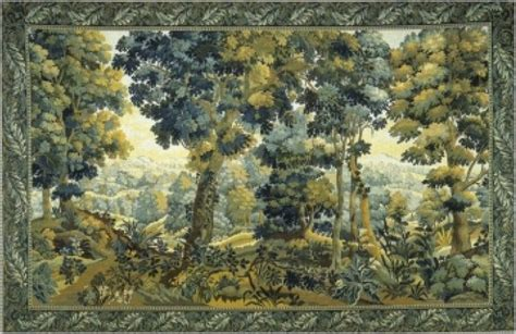tapisserie verdure rambouillet commandez en ligne gobelins tapiscom
