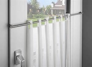 Gardinen Aufhängen Ohne Stange : mydeko bistro stange klemmstange 50 80 cm edelstahl optik gardinen gardinenstangen zubeh r ~ Sanjose-hotels-ca.com Haus und Dekorationen