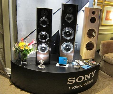 sony audio goes high end part ii sound vision