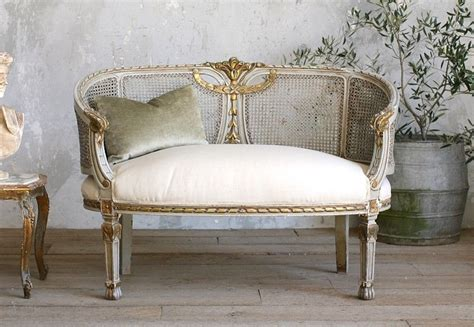 Shabby Chic Settee Furniture by Exquisite Shabby Chic Vintage Frenchgardenhome Idea For My