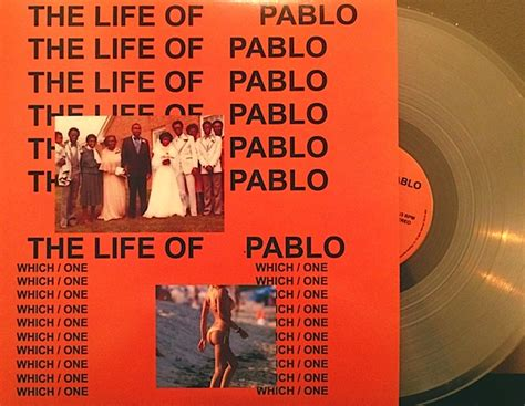 The Life Of Pablo Template by A Label Called Tidalforall Has Bootlegged Kanye West S