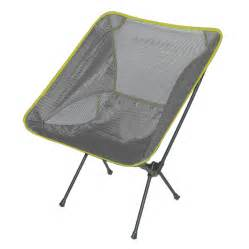 Picnic Time Folding Chair by The Joey Ultralight Camping Chair By Travel Chair Metal