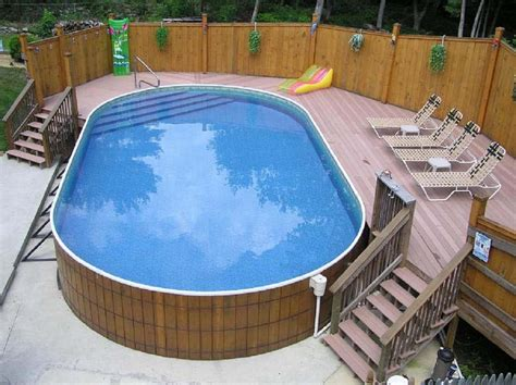 above ground pool deck gallery above ground pool deck ideas from wood for relaxation area