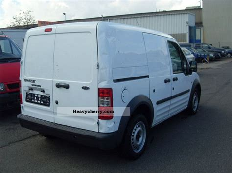 Ford Connect Truck Klima.4200, Net- 2007 Box-type Delivery