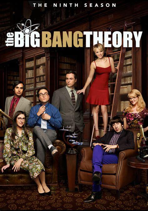 big bang theory season  dvd zavvi